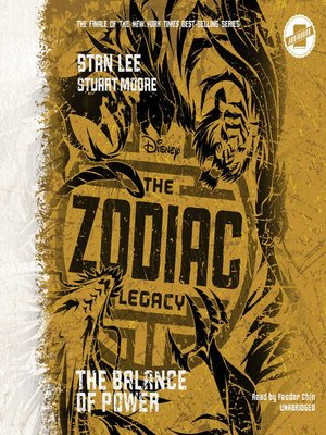 cover image of The Zodiac Legacy: Balance of Power