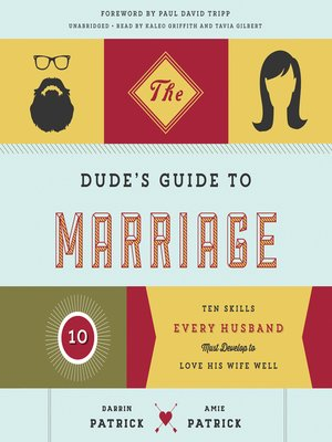 cover image of The Dude's Guide to Marriage