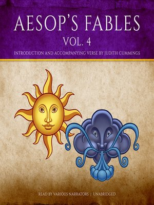 cover image of Aesop's Fables, Volume 4