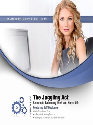 cover image of The Juggling Act