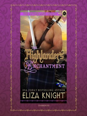 cover image of The Highlander's Enchantment