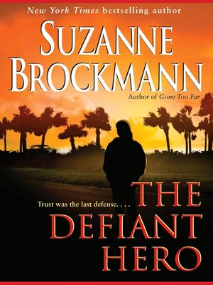 cover image of The Defiant Hero