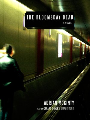 cover image of Bloomsday Dead