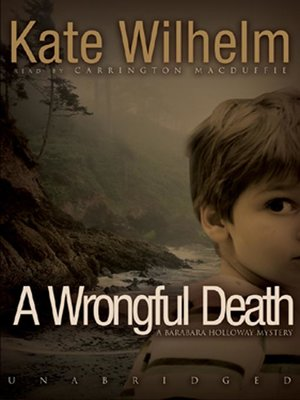 cover image of A Wrongful Death