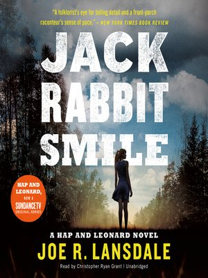cover image of Jackrabbit Smile
