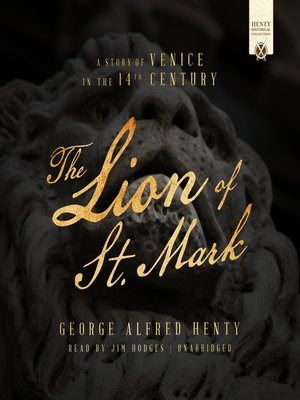 cover image of The Lion of St. Mark