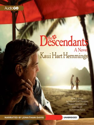 cover image of The Descendants