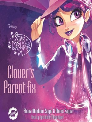 cover image of Clover's Parent Fix