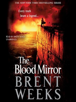 cover image of The Blood Mirror