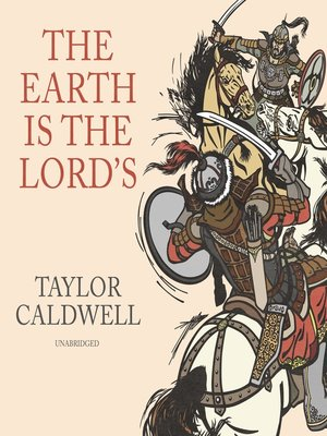 cover image of The Earth Is the Lord's