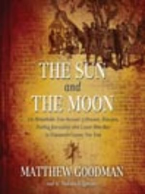 cover image of The Sun and the Moon