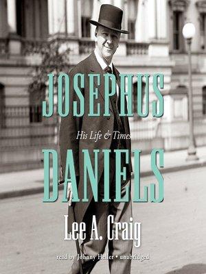 cover image of Josephus Daniels