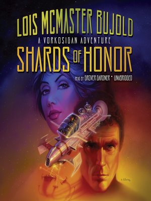 cover image of Shards of Honor