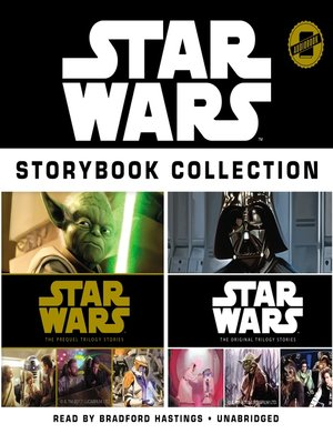 cover image of Star Wars Storybook Collection