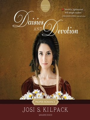 cover image of Daisies and Devotion
