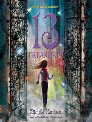 cover image of 13 Treasures