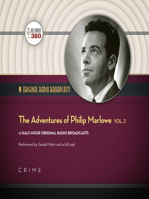cover image of The Adventures of Philip Marlowe, Volume 2