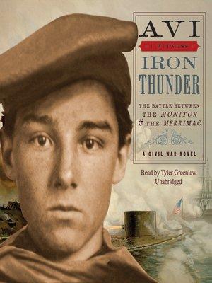cover image of Iron Thunder