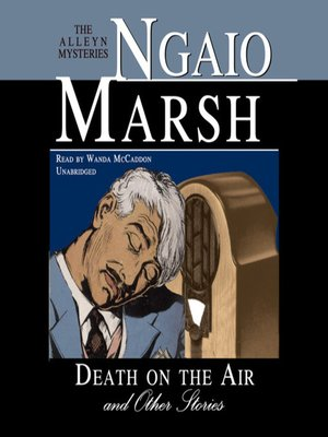 cover image of Death on the Air