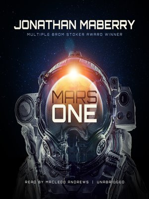 cover image of Mars One