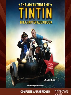 cover image of The Adventures of Tintin