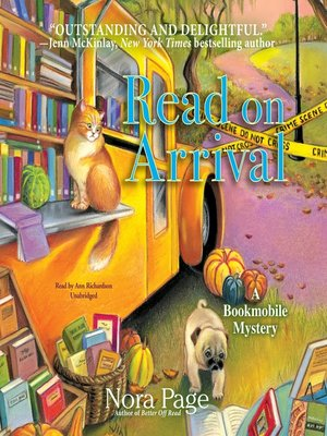 cover image of Read on Arrival