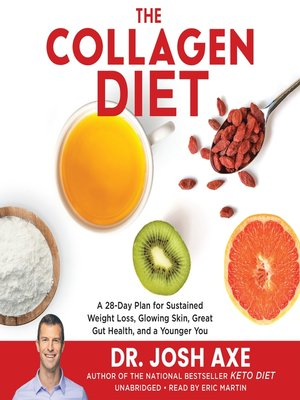 cover image of The Collagen Diet