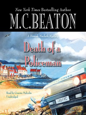 cover image of Death of a Policeman