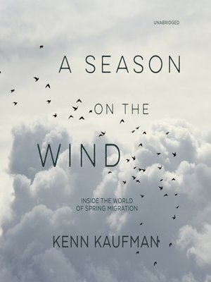 cover image of A Season on the Wind