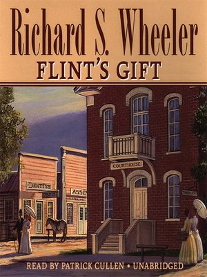 cover image of Flint's Gift