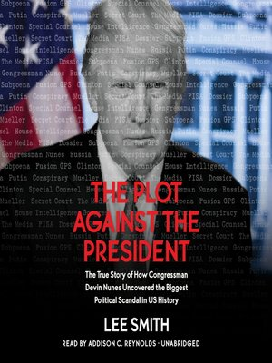 cover image of The Plot Against the President