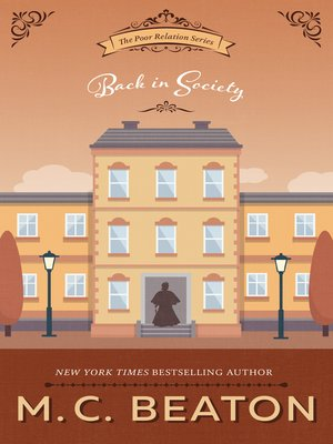 cover image of Back in Society