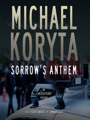 cover image of Sorrow's Anthem