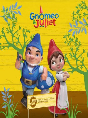 cover image of Gnomeo & Juliet