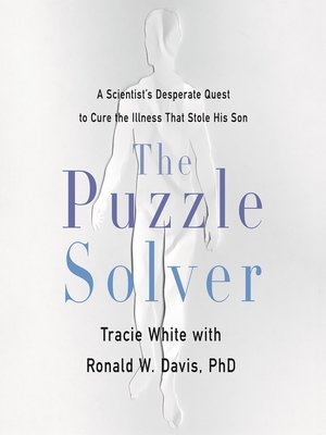 cover image of The Puzzle Solver