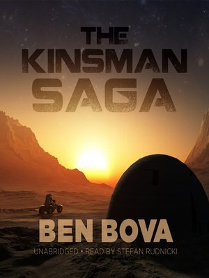 cover image of The Kinsman Saga