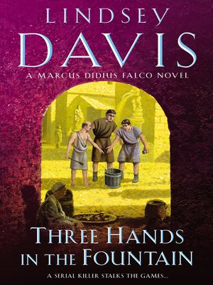 cover image of Three Hands in the Fountain