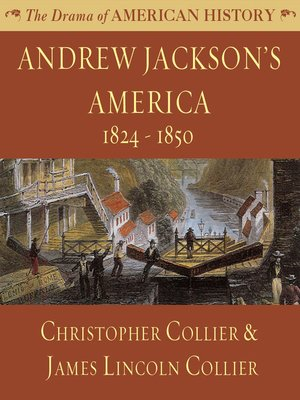 cover image of Andrew Jackson's America