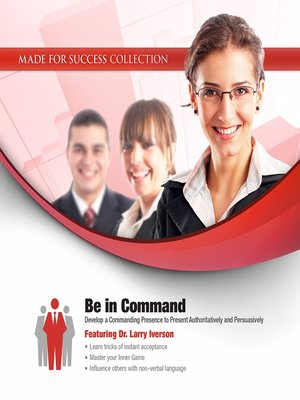 cover image of Be in Command