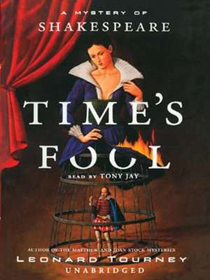cover image of Time's Fool