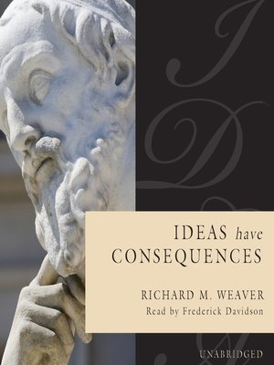 cover image of Ideas Have Consequences