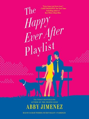 cover image of The Happy Ever After Playlist