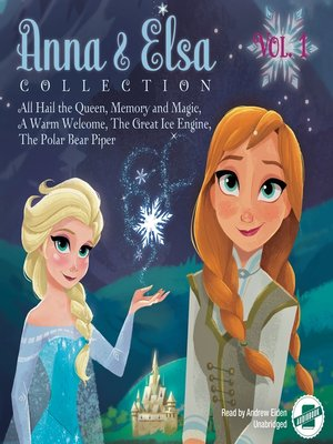 cover image of Anna & Elsa Collection, Volume 1
