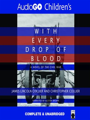 cover image of With Every Drop of Blood