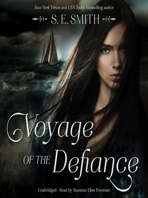 cover image of Voyage of the Defiance