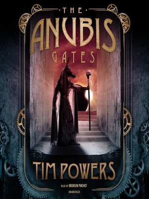 cover image of The Anubis Gates