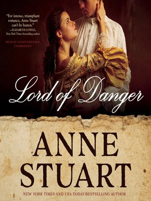 cover image of Lord of Danger
