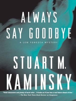 cover image of Always Say Goodbye