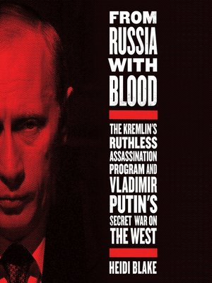 cover image of From Russia with Blood
