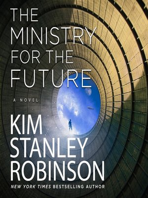cover image of The Ministry for the Future